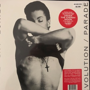 Prince And The Revolution ‎– Parade - Music From The Motion Picture 'Under The Cherry Moon'
