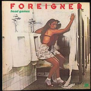 Foreigner ‎– Head Games