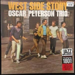 Oscar Peterson Trio ‎– West Side Story