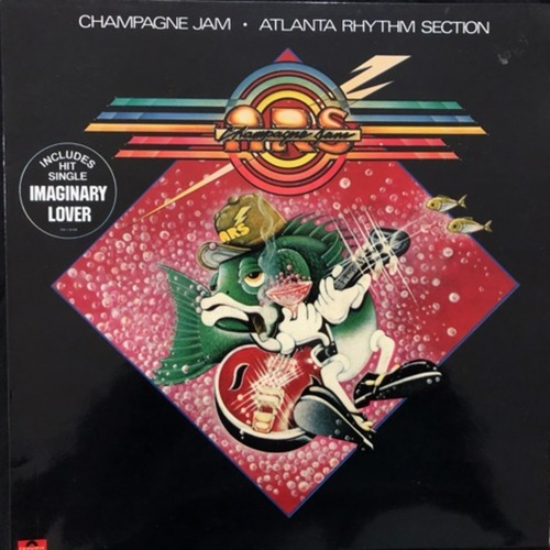 Atlanta Rhythm Section ‎– Champagne Jam