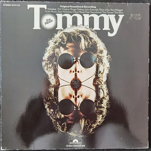 Various – Tommy (Original Soundtrack Recording)