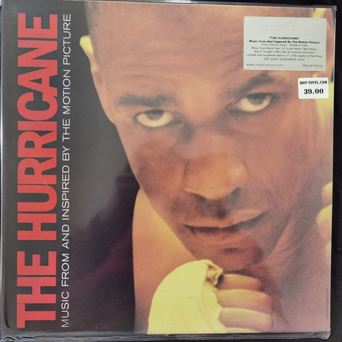 Various – The Hurricane (Music From And Inspired By The Motion Picture)
