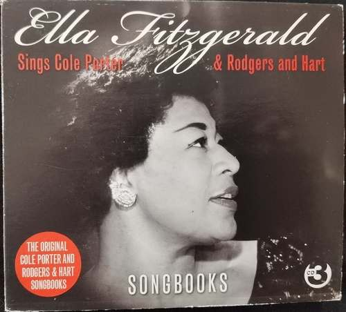 Ella Fitzgerald – Sings Cole Porter & Rodgers And Hart Songbooks