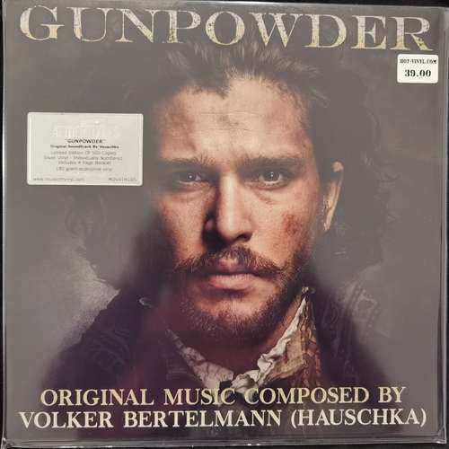 Volker Bertelmann, (Hauschka) – Gunpowder (Original Motion Picture Soundtrack)