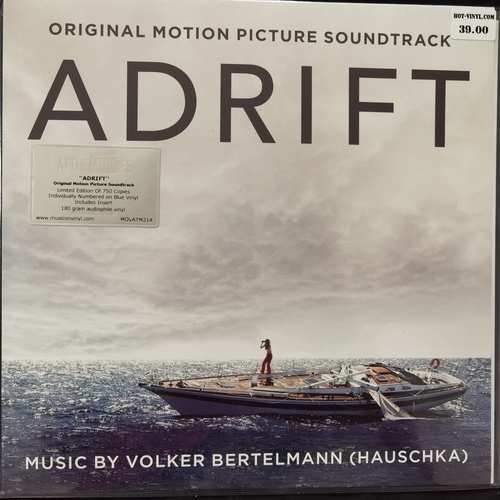 Volker Bertelmann, (Hauschka) – Adrift (Original Motion Picture Soundtrack)