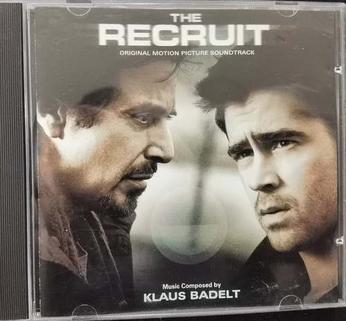 Klaus Badelt ‎– The Recruit (Original Motion Picture Soundtrack)