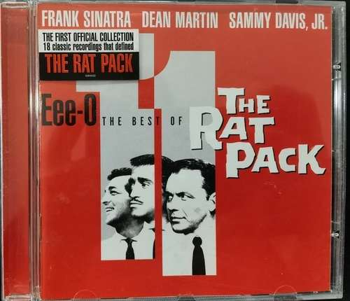 Frank Sinatra, Dean Martin, Sammy Davis Jr. ‎– Eee-O 11: The Best Of The Rat Pack