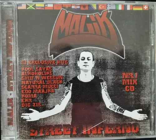 Malik ‎– Street Inferno (Nr.1 Mix CD)