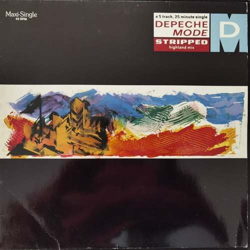 Depeche Mode ‎– Stripped (Highland Mix)