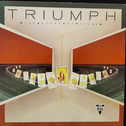 Triumph ‎– The Sport Of Kings