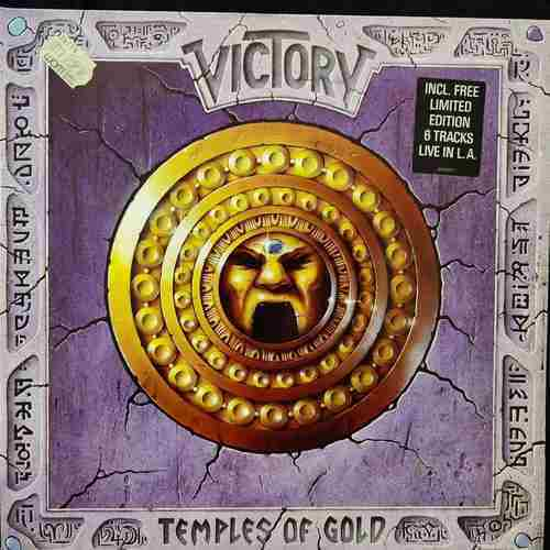 Victory ‎– Temples Of Gold