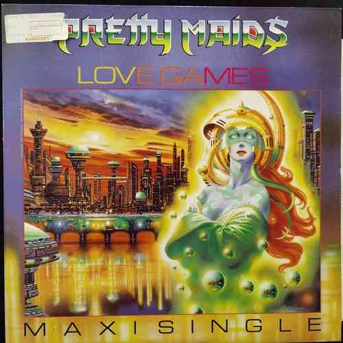 Pretty Maids ‎– Lovegames