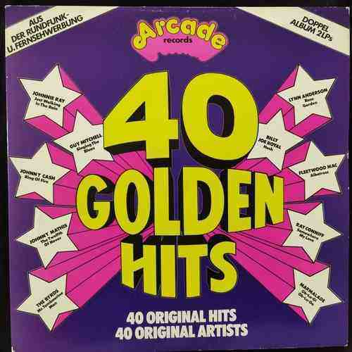 Various ‎– 40 Golden Hits