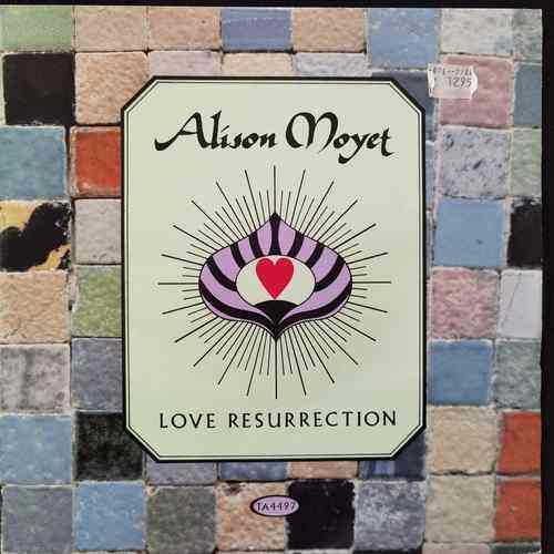 Alison Moyet ‎– Love Resurrection (Love Injected Remix)