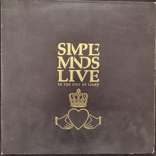 Simple Minds ‎– Live In The City Of Light