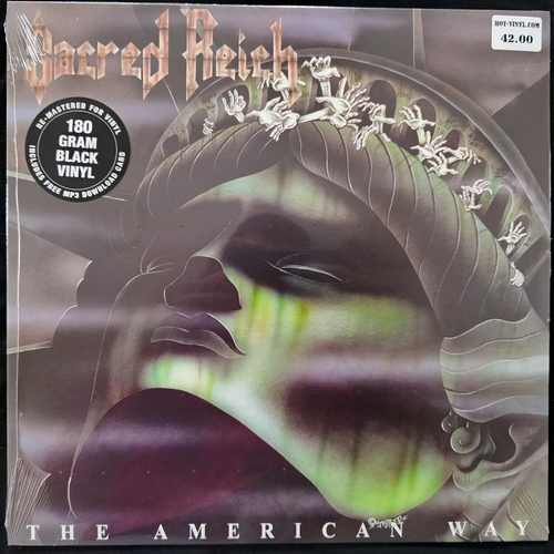 Sacred Reich ‎– The American Way