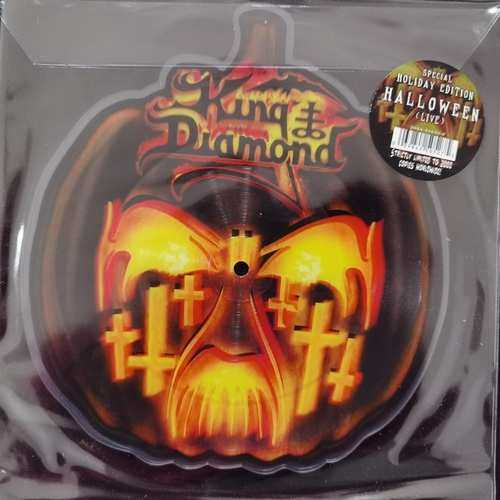 King Diamond ‎– Halloween - Live