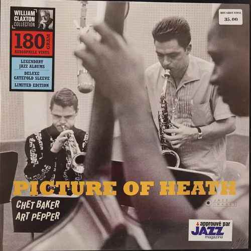 Chet Baker & Art Pepper ‎– Picture of Heath